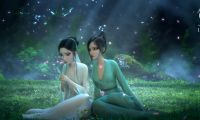 电影《白蛇:缘起》发布燃情版预告片 人妖两界矛盾初现