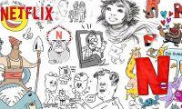 Netflix公布六部动画电影和剧集的制作计划