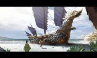 国内首部海战3D动画《四海鲸骑》第一季圆满收官