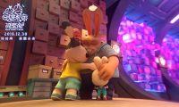 动画电影《闯堂兔3》宣布12月30日全国上映