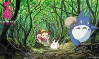 宫崎骏《龙猫》曝光双重惊喜 终极海报暗藏玄机