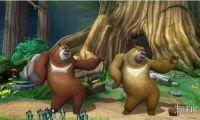 动画电影《熊出没·原始时代》首发概念海报