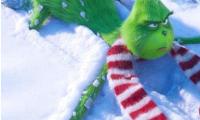 圣诞节临近之际《绿毛怪格林奇》登陆中国大银幕