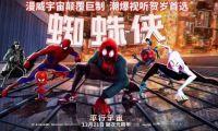 《蜘蛛侠》预告海报双发 蜘蛛侠全员打响最终决战