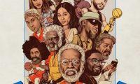爆款运动喜剧《德鲁大叔》发布首款漫画海报