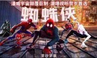 《蜘蛛侠:平行宇宙》拿下AG亚游最佳动画长片奖