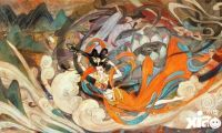 《王者荣耀》敦煌飞天岩彩画将赠给法国国家博物馆联合会