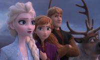 冰雪奇缘2预告观看1.1亿次破纪录,动画精致到头发丝