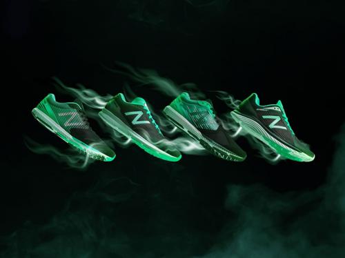 "New Balance发布全新HANZO V2竞速跑鞋 日本""鞋神""之名器突破二次元"