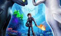 《驯龙高手3》小嗝嗝打响与反派葛林魔的终极大战