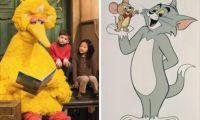 《猫和老鼠》真人电影正式定档