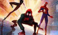 拿奖拿到手软的动画电影《蜘蛛侠:平行宇宙》本周上线