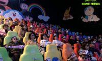 电影《精灵怪物:疯狂之旅》举行限量场次超前点映