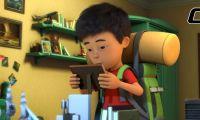 首部青岛原创动画电影《C9回家》揭面纱