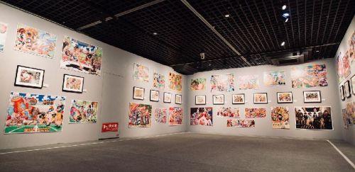 火遍东京、大阪和台北,《航海王》官方授权展览将首次登陆上海-ANICOGA