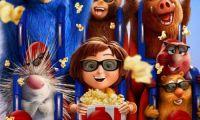 电影《神奇乐园历险记》今日上映打造美妙亲子时光