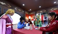 第十五届中国国际动漫节杭州火爆启幕