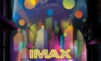 电影《大侦探皮卡丘》曝IMAX版海报 皮卡丘若隐若现