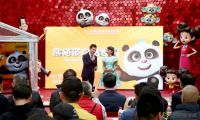 """央视动画馆成为中外游客游览""""打卡""""的胜地"""