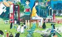 """动画电影《企鹅公路》释出导演手绘海报和""""企鹅出没""""正片片段"""