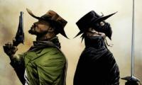 昆汀新片改编DC漫画大玩颠覆,姜戈和佐罗将组队维护世界和平