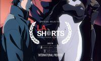 动漫《沉默之蓝:序》入围美国洛杉矶国际短片电影节