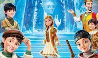 夏日消暑首选《冰雪女王4:魔镜世界》定档8月2日