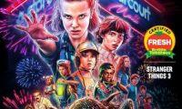 Netflix王牌剧集《怪奇物语》第三季获烂番茄新鲜认证