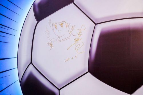 奔跑吧!队长小翼 足球小将 上海新世界大丸百货 高桥阳一