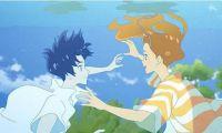 汤浅政明执导动画《若能与你共乘海浪之上》发布中文海报