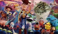 """《玩具总动员4》正式跨入全球票房""""10亿美元俱乐部"""""""