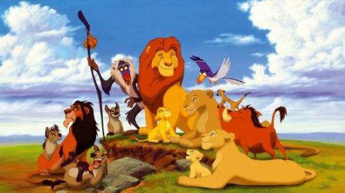 新版無法復刻經典   《獅子王》只是在時光機中