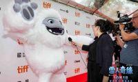 《雪人奇缘》全球首映魔力席卷多伦多 中华美景惊艳登场