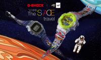 G-SHOCK|Pat Lee加持腕力,起航未來!——『飛行旅程』主題表款