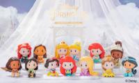 公主系列梦幻降临 泡泡玛特携手迪士尼圆你公主梦