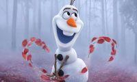 迪士尼动画电影《冰雪奇缘2》曝光角色海报