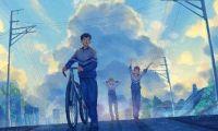 《昨日青空》积极向上的合家欢动画影片