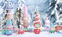 泡泡玛特携手PUCKY精灵共迎圣诞 点亮浪漫之夜