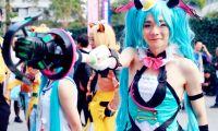 日本动漫虚拟偶像初音未来中国巡演在上海启动