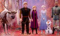 迪士尼动画巨制《冰雪奇缘2》票房破3亿