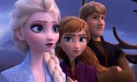 《冰雪奇缘2》办中国观影会 内地票房突破4亿元