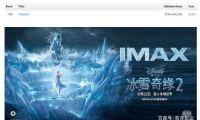 世界影史第108名!《冰雪奇缘2》受益动画电影全球化