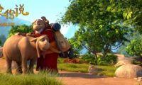 奇幻冒险动画《直立象传说》2月7日全国上映