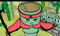 动漫视频《我是吸碳王》科普竹林抵御全球变暖