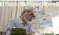 NHK紀錄片《宮崎駿:十載同行》官網免費播放