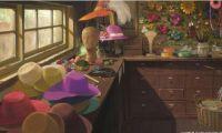 吉卜力工作室免費發布8張背景圖,供網友們使用