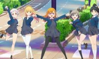 《Love Live!》新动画5位角色造型公开