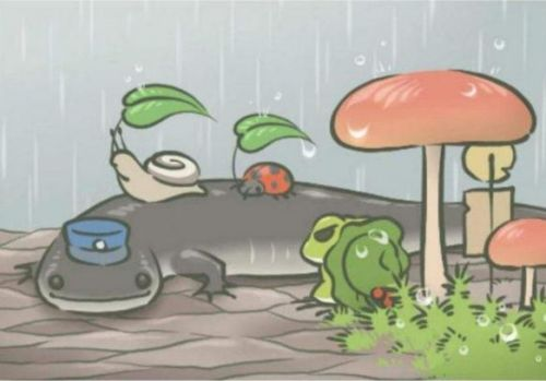 《旅行青蛙》将要拍动画电影! 万一这呱蛙子就再火一次呢?