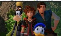 人气动作RPG作品《王国之心》正在进行动画系列的制作