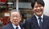 92岁Hello Kitty之父辻信太郎卸任,31岁孙子接任